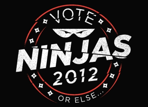 Vote Ninjas