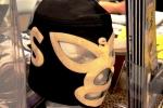 La máscara de Sonámbulo, creación de Rafael Navarro