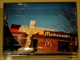 Foto tomada por Kurt Cobain de una serie