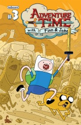 Adventure Time con Finn & Jake 3