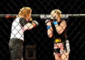 Lorena Markezic vs Chloe Woodie