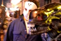 Jason and Alien