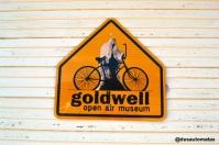 Goldwell, open museum. Rhyolite, NV