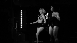 Buttercup & Nicki Taylor - Burlesque Sinful Sunday LV 10/30/16 by @desautomatas