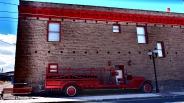 Golfield & Tonopah, Nevada by @desautomatas