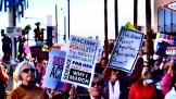 Women's March Las Vegas 01/21/17, by @desautomatas