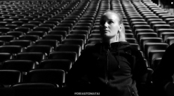 Valentina Shevchenko Valentina Shevchenko at the Fight Night Holm vs Shevchenko weigh ins on July 22, 2016 (Photo by Juan Cardenas)
