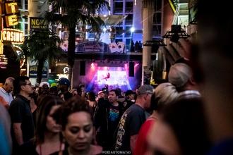Las Vegas Halloween 2017 at Fremont Street, by Juan Cardenas @desautomatas