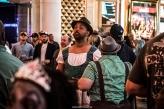 In character - Las Vegas Halloween 2017 at Fremont Street, by Juan Cardenas @desautomatas